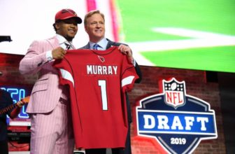Kyler Murray - Cardinals First draft pick of 2019
